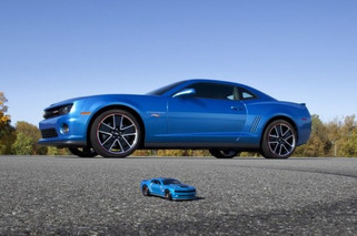 Chevrolet Introduces Hot Wheels Edition Camaro for the Kid in all of Us