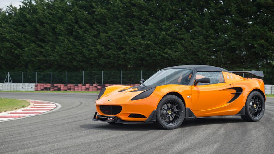 Lotus Elise Race 250 : la piste comme terrain de jeu