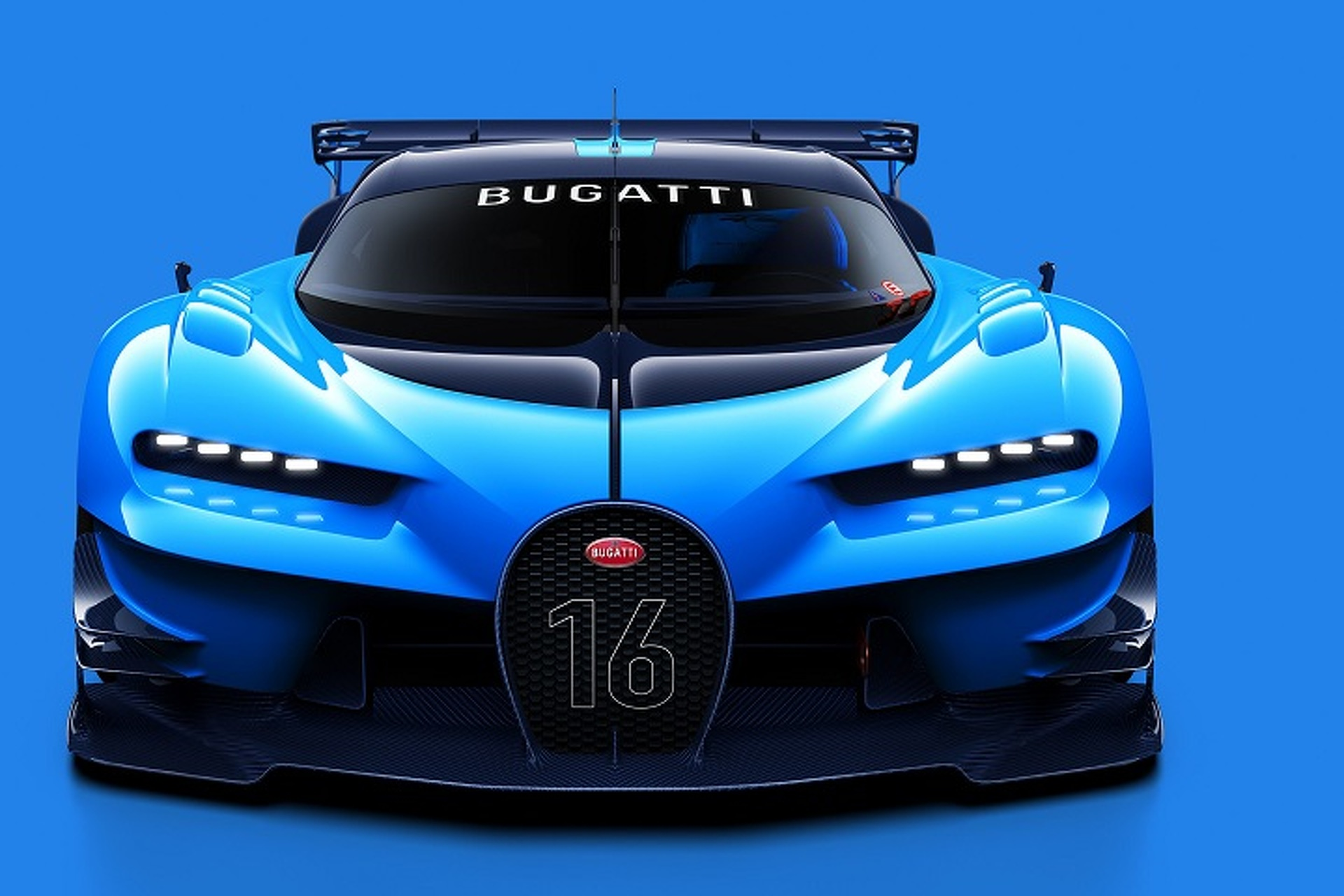 Is The Bugatti Vision GT Actually The Chiron In Race Disguise? Bugatti Vision Gt Horsepower on renault alpine gt vision, subaru viziv gt vision, bmw gt vision, mitsubishi gt vision,