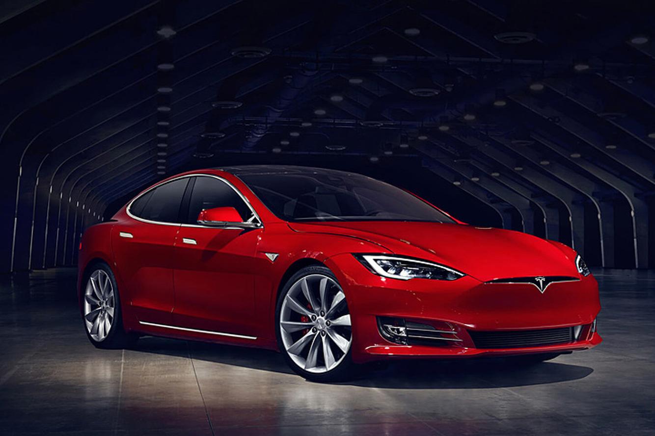 Tesla Model S - Bientôt avec plus de 600 km d'autonomie ?