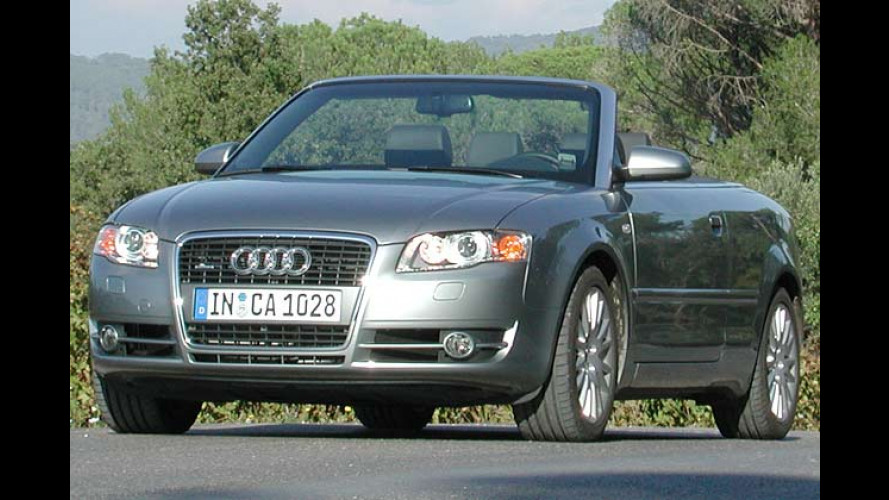 Der stärkste Offen-Diesel der Welt: Audi A4 Cabrio 3.0 TDI