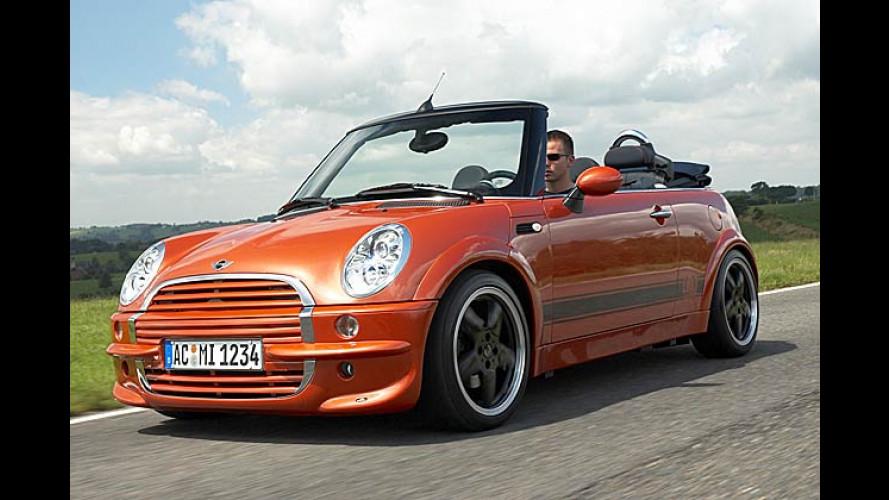 AC Schnitzer: Tuning für Mini, Mini Cabrio und BMW 6er