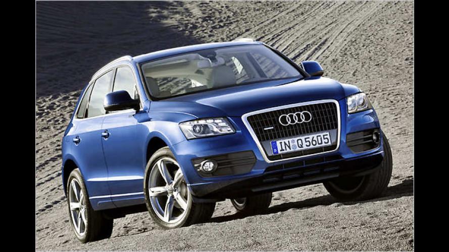 Konkurrenz für den X3: Neue Details und Bilder zum Audi Q5