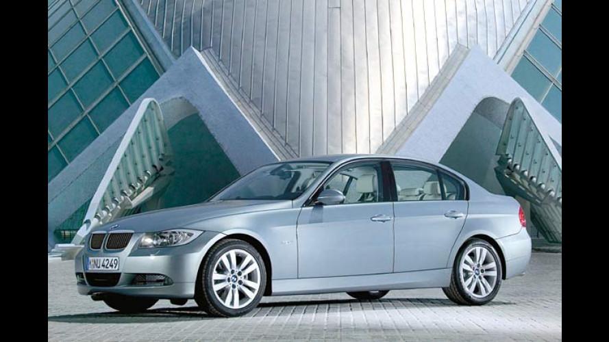 BMW: Preise für die neue 3er-Limousine bekannt gegeben