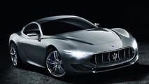 2004 Maserati Alfieri concept