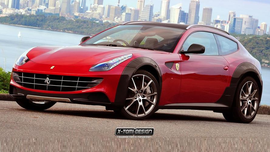 Ferrari Utility Vehicle