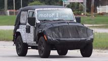 Jeep Wrangler 2018 2p (fotos espía)