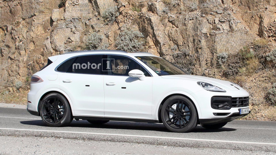 Porsche Cayenne leaked ahead of debut