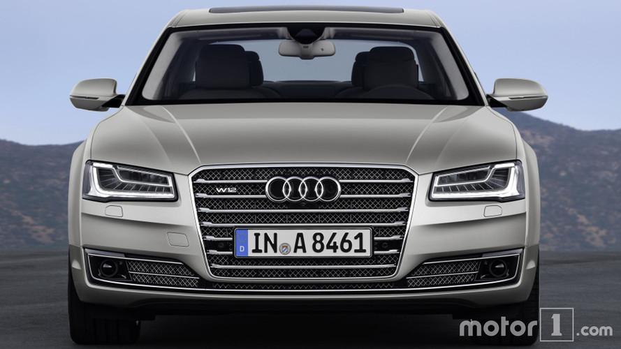 2018 Audi A8 2017 vs 2014 Audi A8