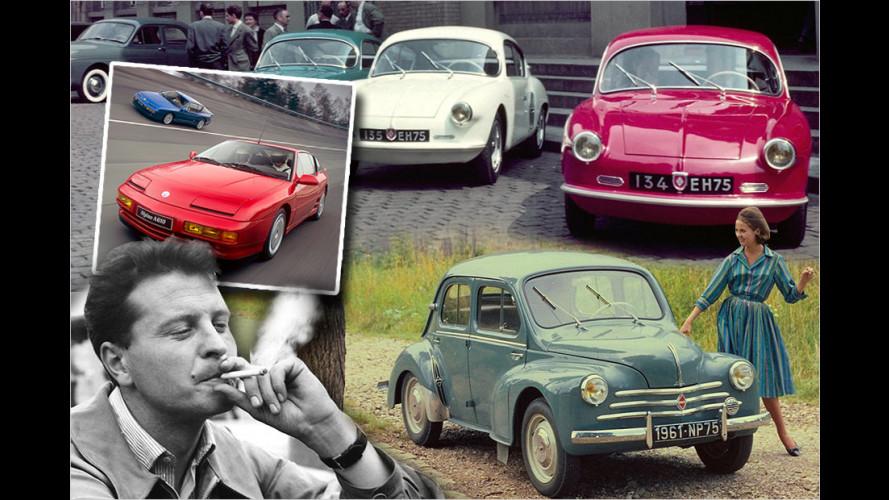 60 Jahre Alpine: Der Hersteller der legendären A110 Berlinette feiert