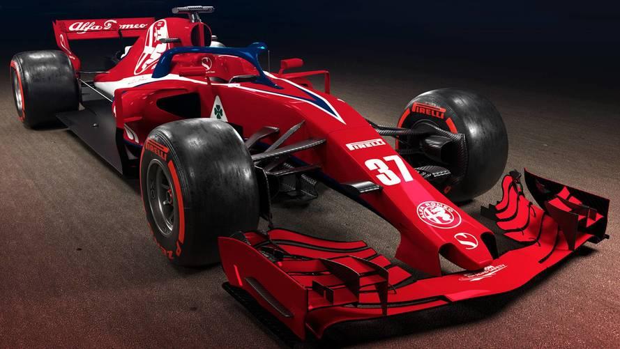 Alfa Romeo Launching F1 Bid Today