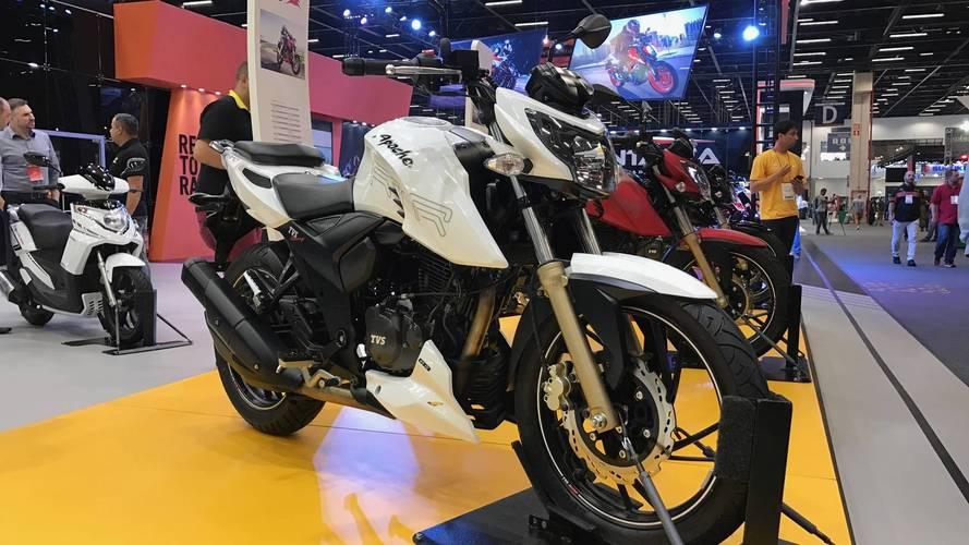 Nova Dafra Apache 2018 muda visual e ganha motor de 200 cc