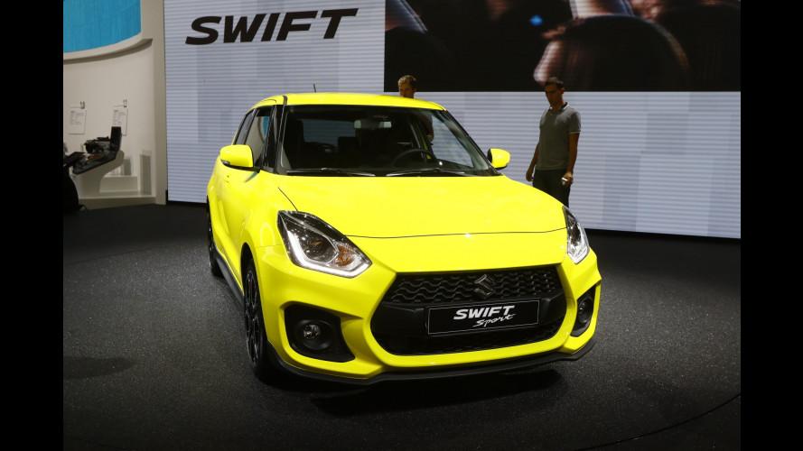 Suzuki al Salone di Francoforte 2017