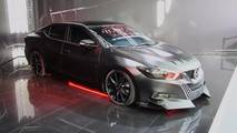 Star Wars Nissan Show Vehicles