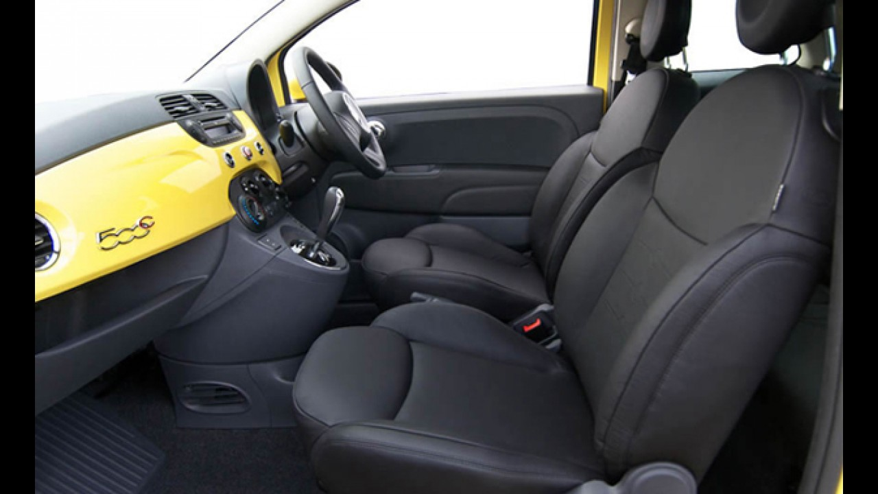 Japão ganha edição limitada do Fiat 500
