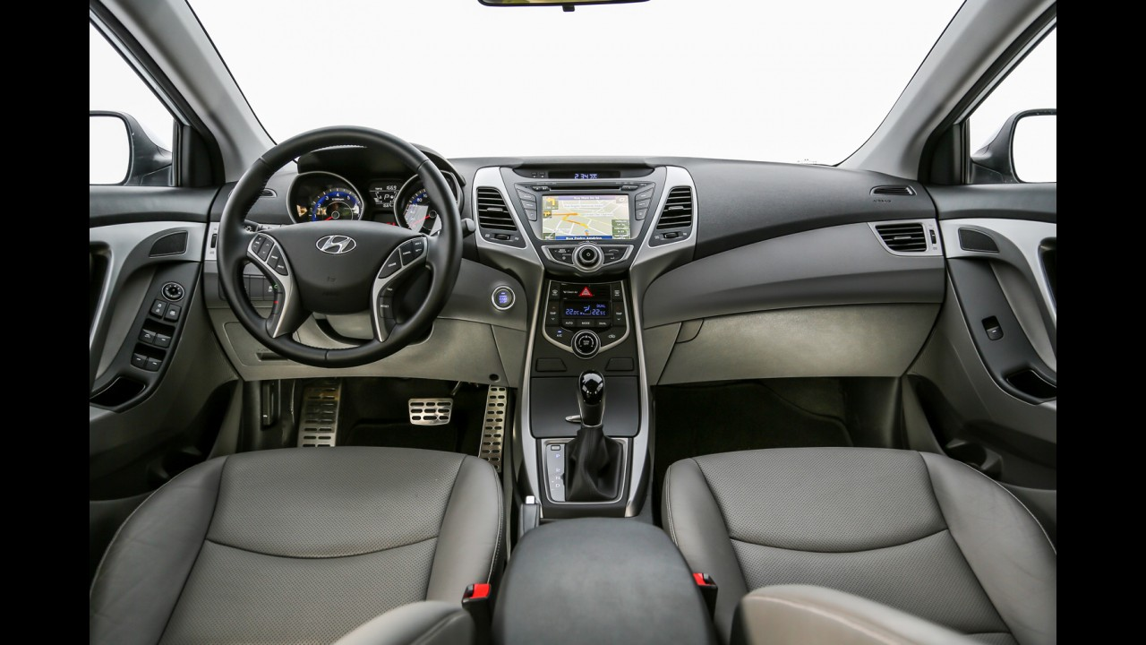 Antes do previsto: Hyundai lançará nova geração do Elantra no começo de 2015