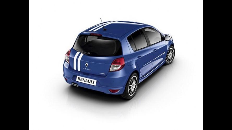 Renault lança nova versão para o Clio europeu