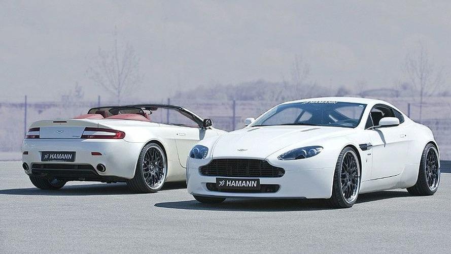 Hamann Aston Martin V8 Vantage Revealed
