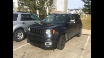 Futuro brasileiro, Jeep Renegade roda tranquilo em testes nos EUA