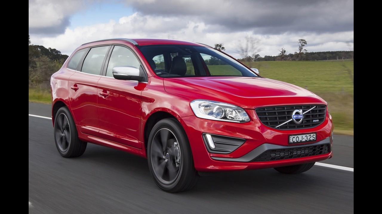 Volvo: versão esportiva Polestar pode chegar aos modelos V40 e XC60