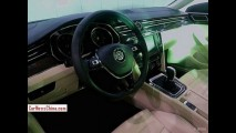 Flagra: novo VW Passat 2015 é revelado antes da estreia