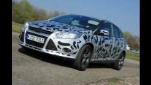 Novo Ford Focus ST: Marca divulga imagens dos testes