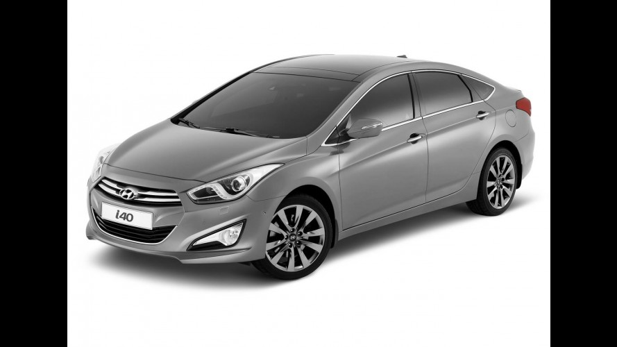 Hyundai i40 2012 é revelado oficialmente - Veja fotos