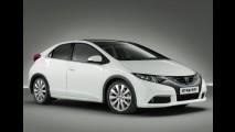 Honda Civic hatch 2012 é lançado na África do Sul