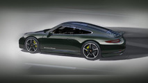 Porsche 911 Club Coupe special edition 28.05.2012