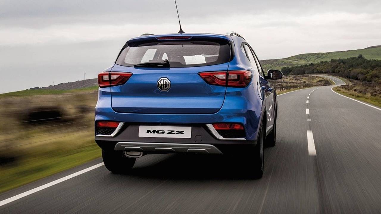Mg Zs 1 0t Gdi Turbo First Drive You Get What You Pay For