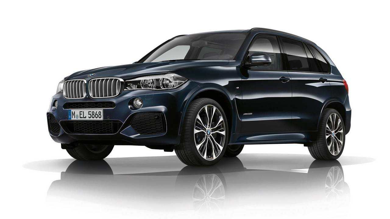 Bmw X5 Special Edition X6 M Sport Edition Put The S In Suv