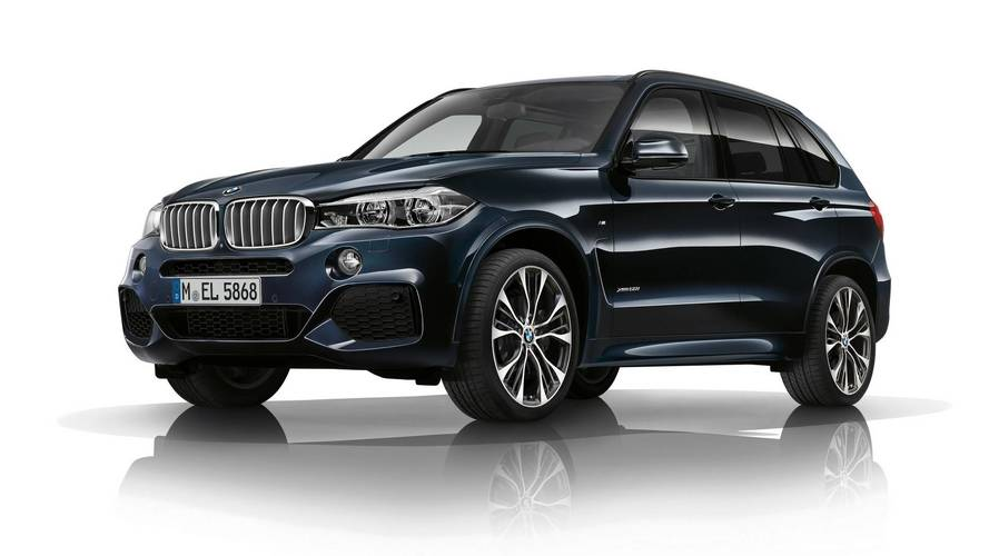 BMW X5 Special Edition and X6 M Sport Edition