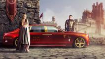 Cersei Lannister - Rolls-Royce Phantom