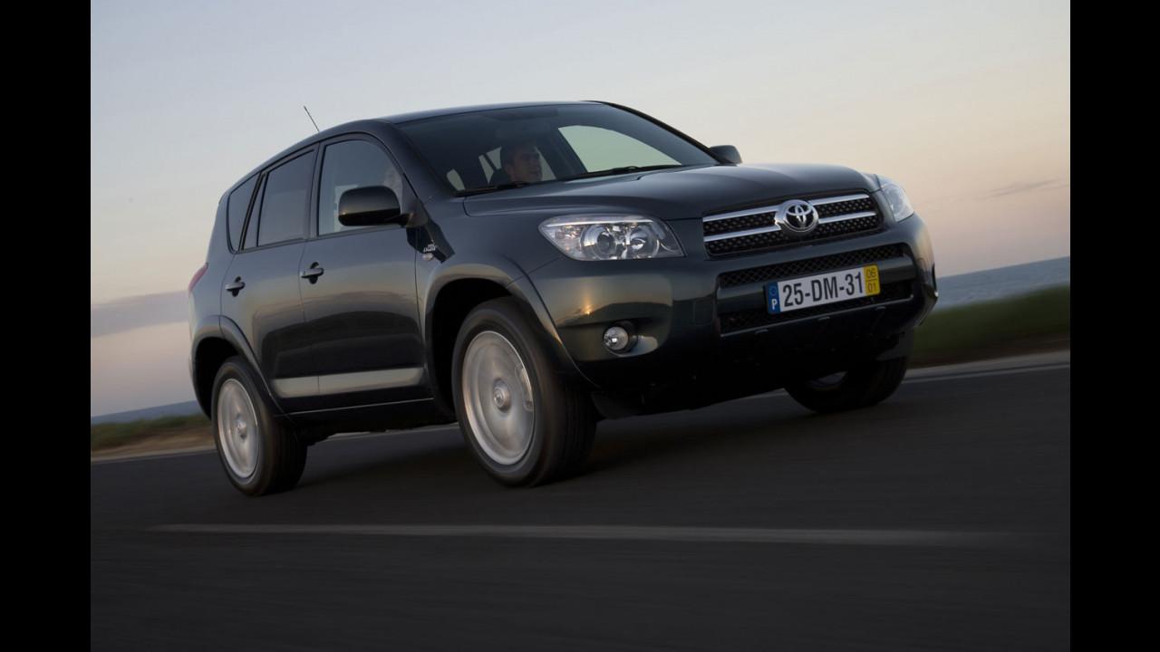 Toyota Rav4 Crossover