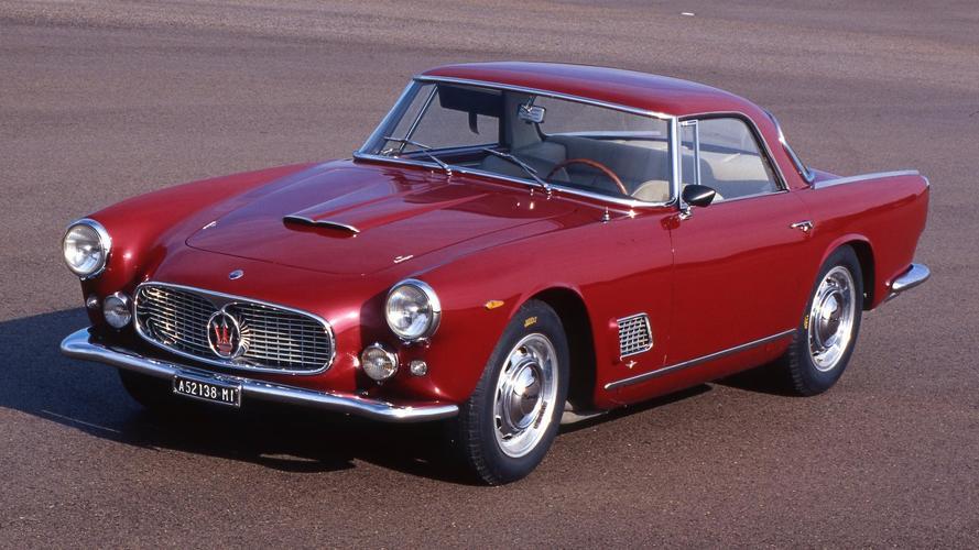 Siete Maserati icónicos elegidos para celebrar los 70 años de la marca