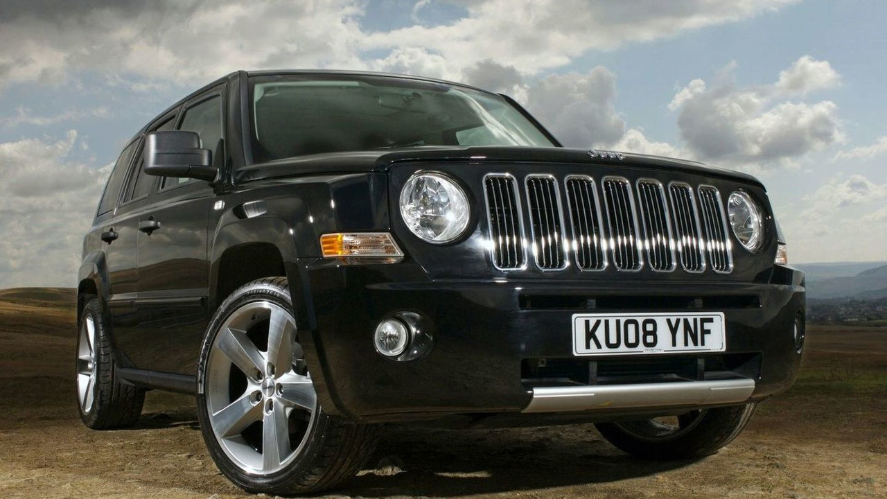 Jeep Patriot Startech