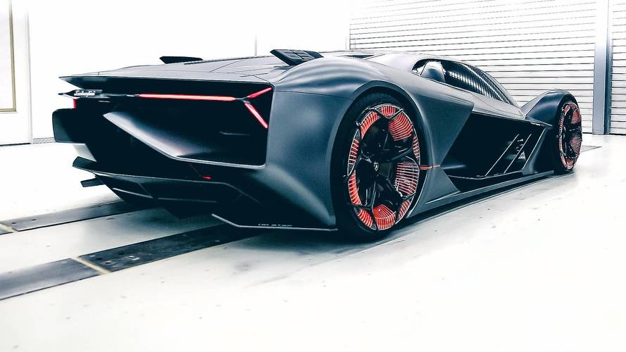 lamborghini debuts terzo millennio concept with tech from 2040. Black Bedroom Furniture Sets. Home Design Ideas