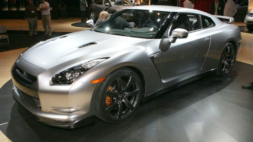 Nissan GT-R Makes North American Debut