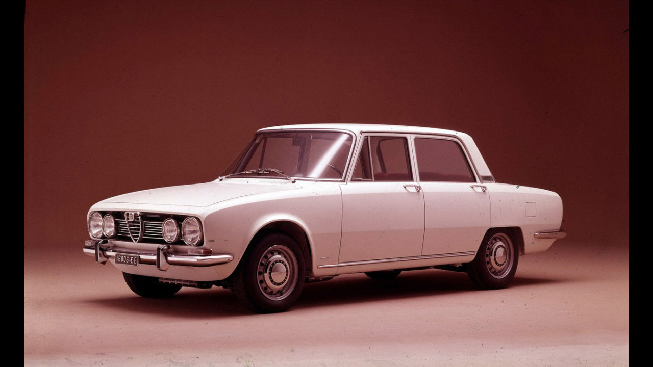 Alfa Romeo 1750 Berlina -