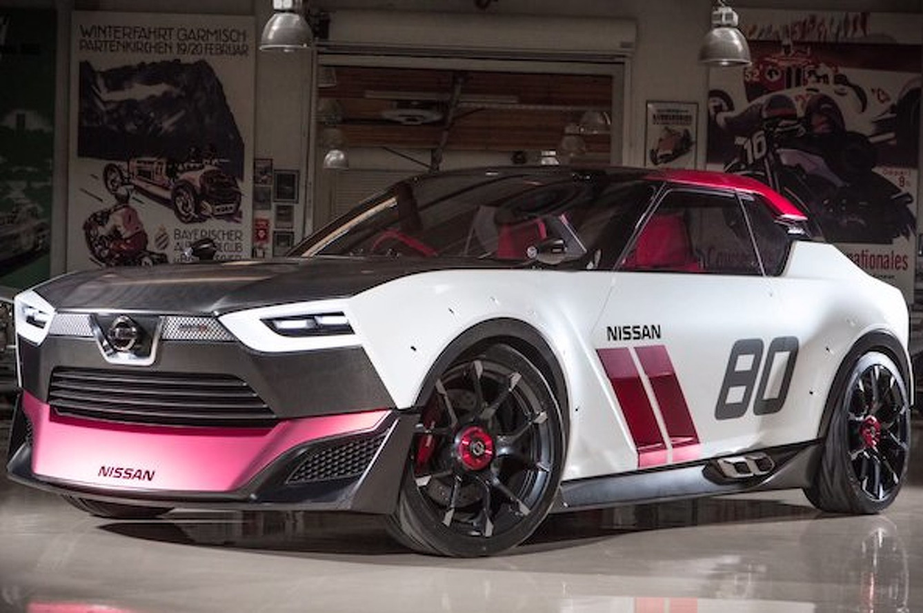 Nissan IDx Nismo Shows Up in Jay Leno's Garage [Video]