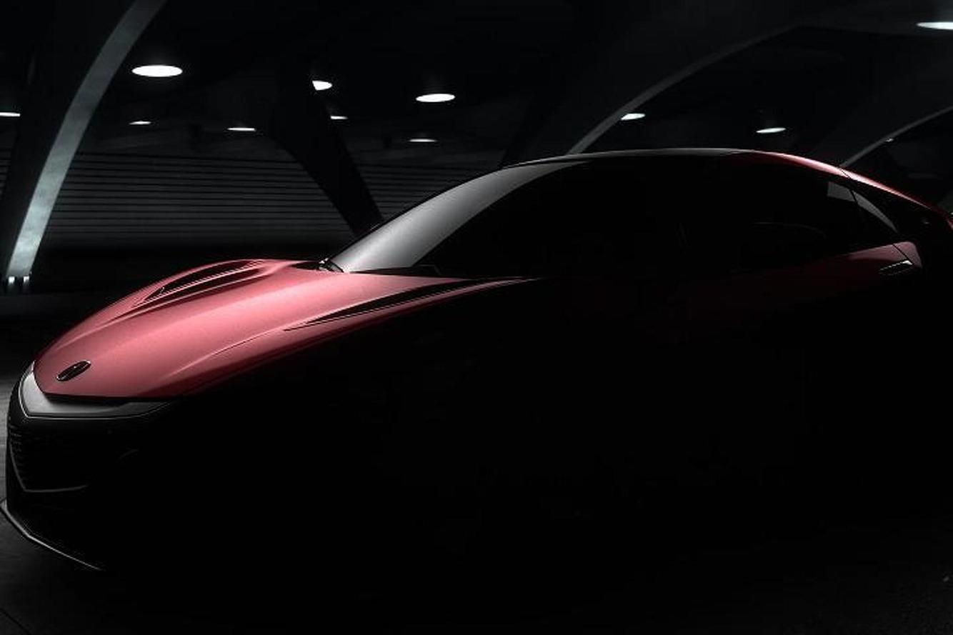 Production Ready Acura NSX Headed for Detroit, Finally