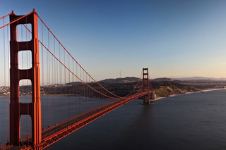 The Golden Gate Bridge Just Celebrated its 78th Birthday