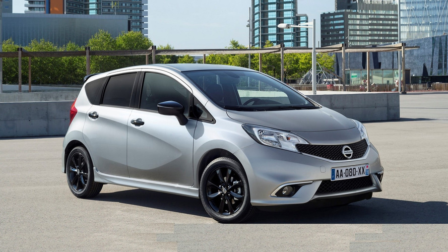 Nissan Note gets Black Edition in Europe