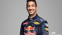 Daniel Ricciardo, Red Bull Racing with Aston Martin logo