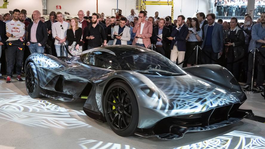 Aston Martin Valkyrie: Everything We Know