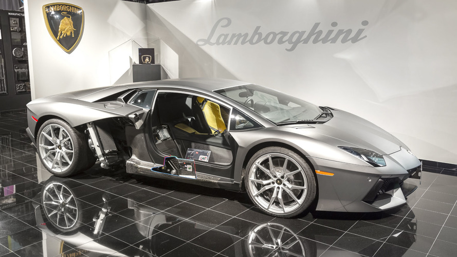 Lamborghini opens carbon fibre research centre in Seattle