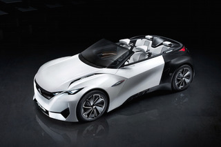 This Incredible Concept Transforms from Hatchback to Convertible
