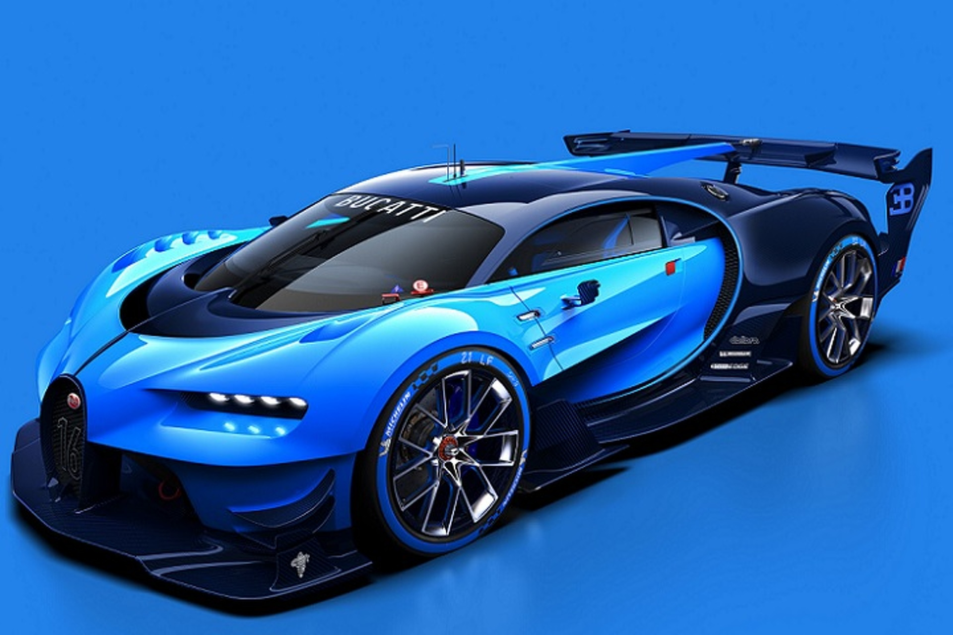 Is The Bugatti Vision GT Actually The Chiron In Race Disguise? Chiron Bugatti Vision Gt on mitsubishi gt vision, subaru viziv gt vision, renault alpine gt vision, bmw gt vision,