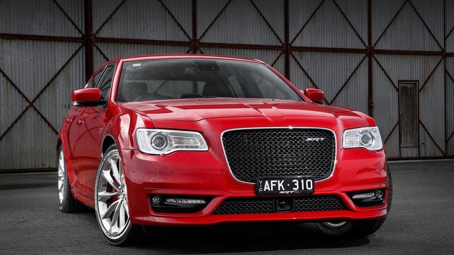 Chrysler 300 SRT arrives in Australia, Americans still out of luck [video]