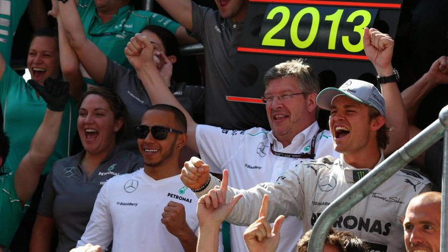 Mercedes can find 'better' boss than Brawn - Hamilton